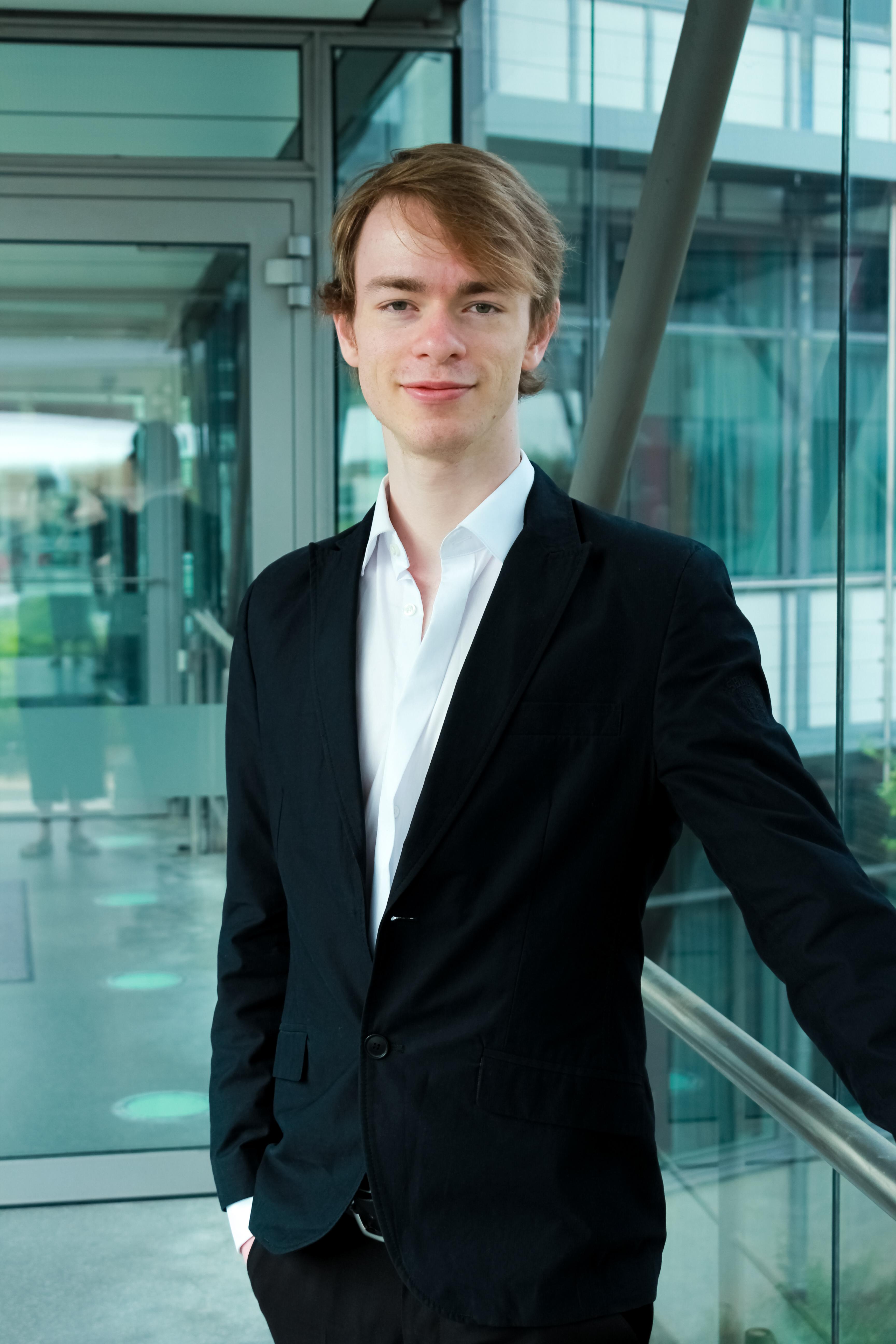 Marcel Boss - damaliger Vorstand Internes bei JBB